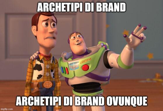 archetipi di brand cosa sono