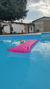 agriturismo piscina maremma
